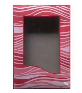 Laminasi 5 Merah (28 x 19 x 4 cm)