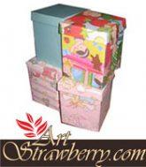 Gift Box GT4 (10x10x13)cm