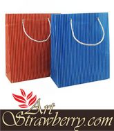 TB 2 Garis Biru-orange (19x8x22,5)cm