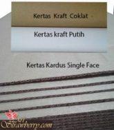 Kertas Kraft dan Singgle Face  (klik gambar)