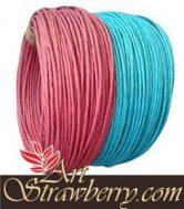 Single 8 Merah dan Biru (100meter/roll)