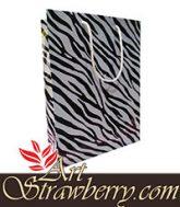 Ap3 Motif Zebra (22x6x31)cm
